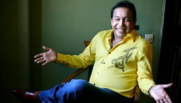 Diomedes Díaz con 'Las cuatro fiestas', puso a Colombia a prender velitas