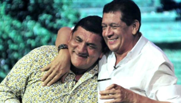 Parrandeando con Poncho & Emilianito