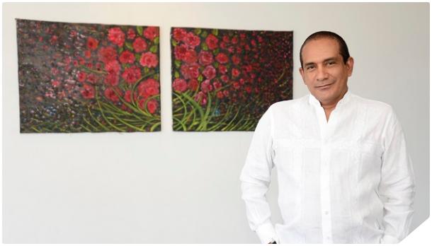 Rafael Manjarrez, el hombre de 'Los Benditos Versos'